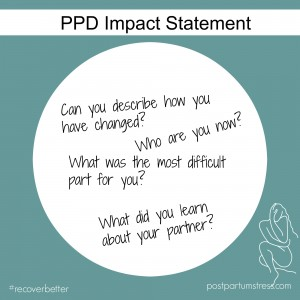 PPD Impact Statement